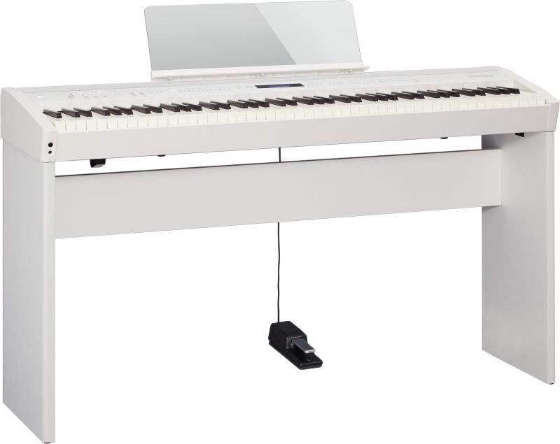 RolandFP-60 WH専用スタンドセット【ホワイト】【本体+KSC-72】【Digital Piano】《デジタルピアノ》【送料無料】