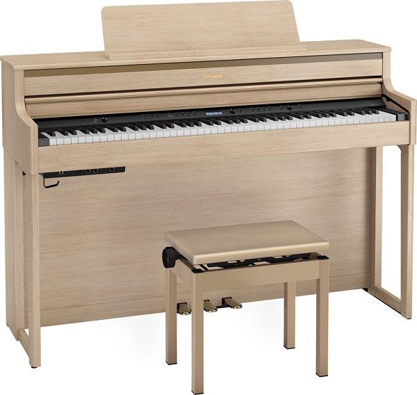 【期間限定・5年保証付き】Roland ローランド Roland HP704-LAS【ライトオーク調仕上げ】【デジタルピアノ・電子ピアノ】【送料無料】