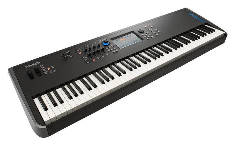 YAMAHA (ヤマハ)MODX8 【88鍵GHS鍵盤(ピアノタッチ)/軽量モデル】【10月13日発売予定/予約受付中】【送料無料】