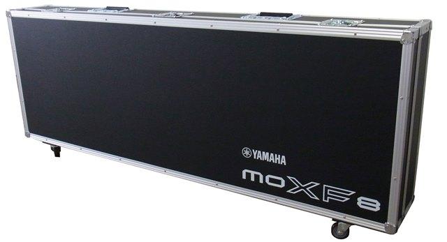 YAMAHA【MOXF8専用ハードケース】LC-MOXF8H