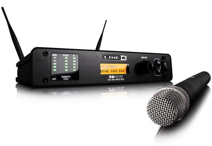 LINE6 ( ライン6 ) XD-V75 【Handheld】 【送料無料】