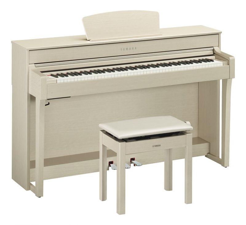 【高低自在椅子&ヘッドフォン付属】YAMAHA ヤマハ CLP-635WA【ホワイトアッシュ】【Clavinova・クラビノーバ】【電子ピアノ・デジタルピアノ】【関東地方送料無料】