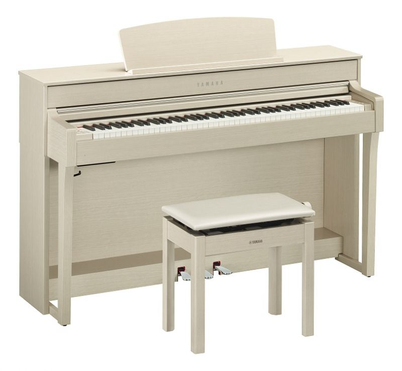 【高低自在椅子&ヘッドフォン付属】YAMAHA ヤマハ CLP-645WA【ホワイトアッシュ】【Clavinova・クラビノーバ】【電子ピアノ・デジタルピアノ】【関東地方送料無料】