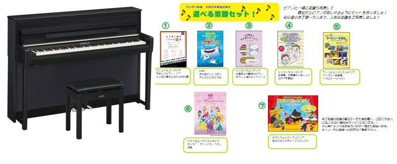 YAMAHA ヤマハ CLP-685B【ブラックウッド調】【お得な選べる楽譜セット!】【Clavinova・クラビノーバ】【電子ピアノ・デジタルピアノ】【関東地方送料無料】