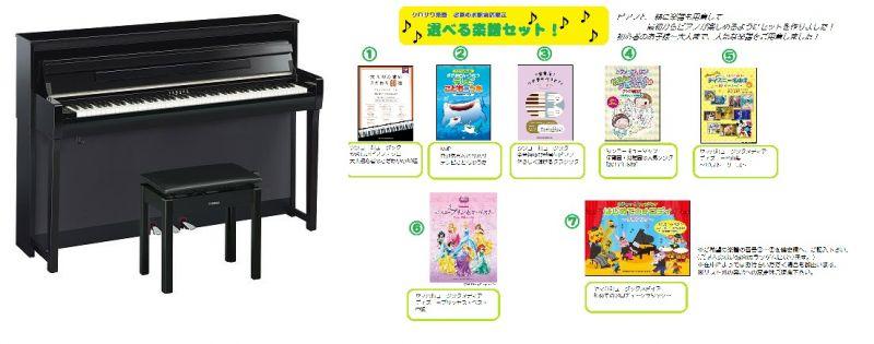 YAMAHA ヤマハ CLP-685PE【黒鏡面艶出し】【お得な選べる楽譜セット!】【Clavinova・クラビノーバ】【電子ピアノ・デジタルピアノ】【関東地方送料無料】