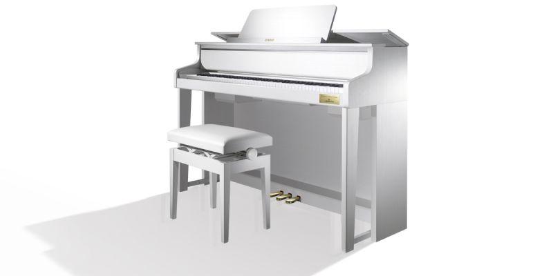 【高低自在イス付属】CASIO カシオ GP-300WE 【CELVIANO Grand Hybrid】【電子ピアノ・デジタルピアノ】【送料無料】