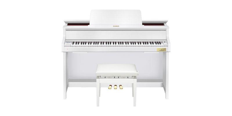 【高低自在イス付属】CASIOカシオGP-300WE【CELVIANOGrandHybrid】【お得な選べる楽譜セット!】【電子ピアノ・デジタルピアノ】【送料無料】