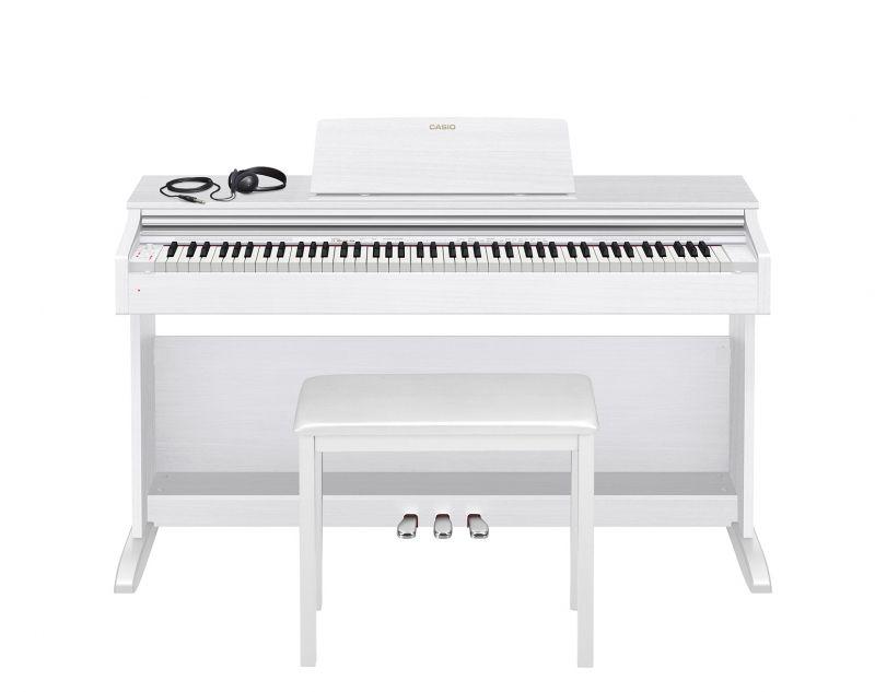CASIO(カシオ) AP-270 WE 【ホワイトウッド調】【配送設置料無料】【電子ピアノ】