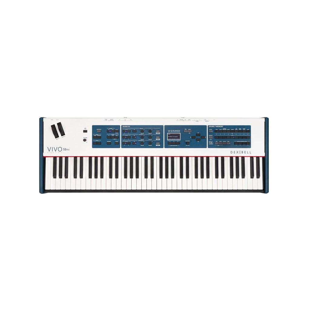 Dixibell VIVO S3 PRO【ディキシーベル】【73鍵盤】【送料無料】