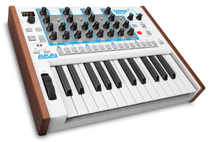 AKAI PROFESSIONALTimbre Wolf【Analog 4-voice Polyphonic Synthesizer】【送料無料】