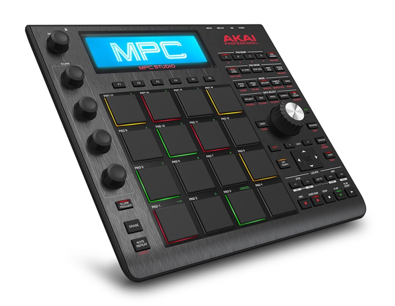 AKAI PROFESSIONALMPC STUDIO STUDIO BLACK【Compact with MPC with AKAI Software】【送料無料】, マンツウオンラインショップ:03cb9899 --- officewill.xsrv.jp