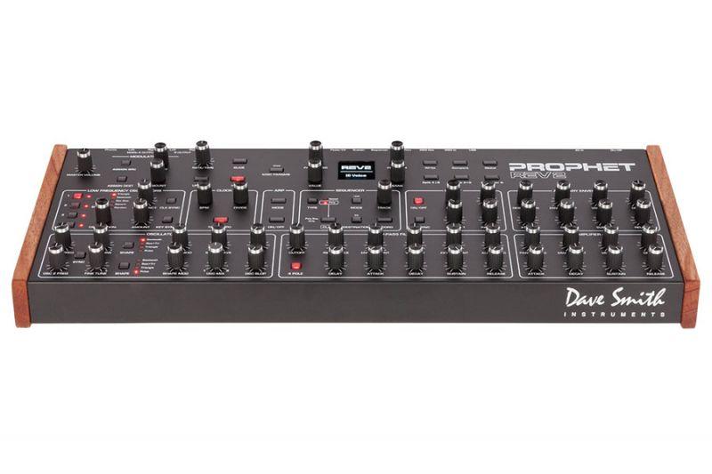 DaveSmithInstrumentsProphetRev2Module-16V16ボイス【デイブ・スミス】【プロフェット】【音源モジュール】【送料無料】