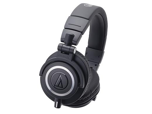 audio-technica オーディオテクニカ ATH-M50x 【モニターヘッドホン】【密閉ダイナミック型】【送料無料】
