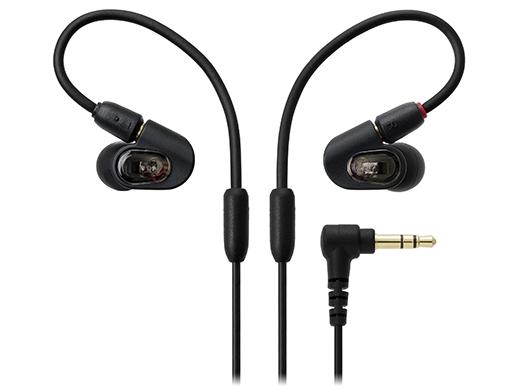 audio-technica (オーディオテクニカ)ATH-E50【バランスド・アーマチュア型インナーイヤーヘッドホン】【送料無料】