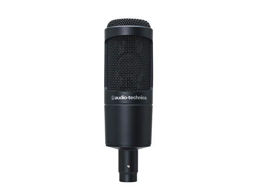 audio-technica オーディオテクニカ AT2035 【コンデンサーマイク】【1点のみ即納可能】【送料無料】