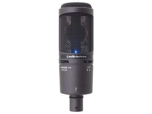 audio-technica オーディオテクニカ AT2020USB+ 【コンデンサーマイク】【USB接続】【送料無料】