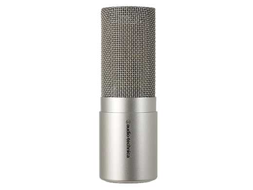 audio-technica オーディオテクニカ AT5047【トランス型カーディオイド・コンデンサー・マイクロホン】【送料無料】