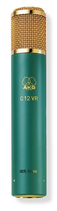 AKGC12 VR【国内正規品/3年保証】【サイドアドレス型マイクロホン】【送料無料】