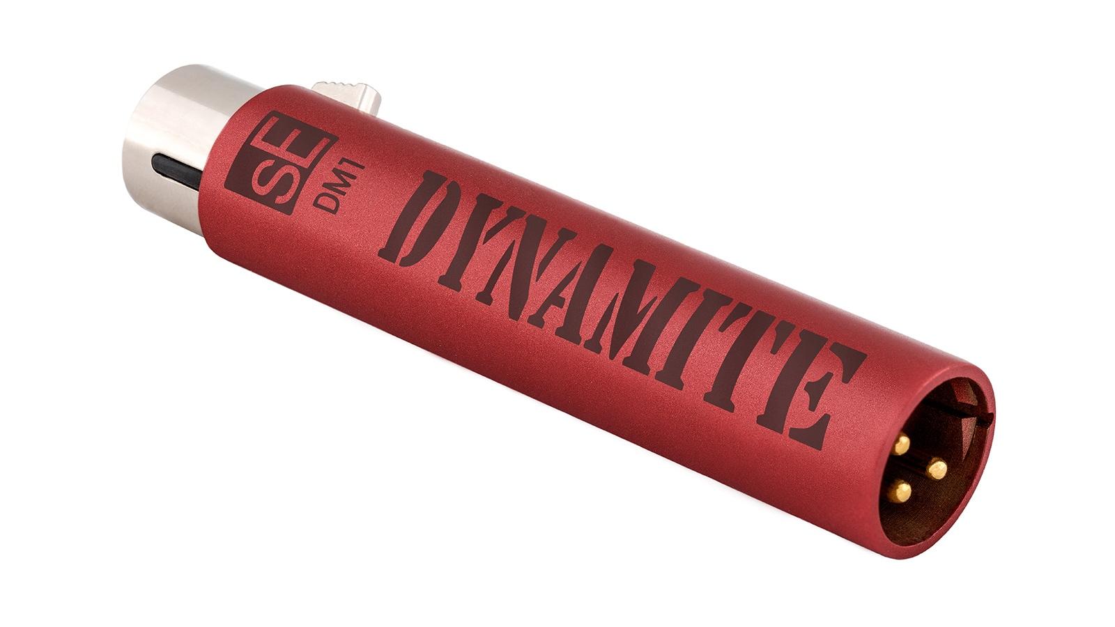 【12/7 新発売!!】SE Electronics DM1 DYNAMITE【エスイーエレクトロニクス】【アクティブラインプリアンプ】