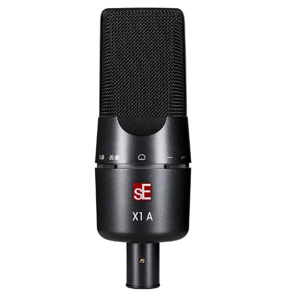 sE Electronics X1A 【コンデンサーマイクロフォン】【送料無料】