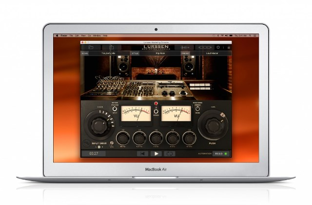 IK MultimediaLurssen Mastering Console【Mac/Windows版】【送料無料】