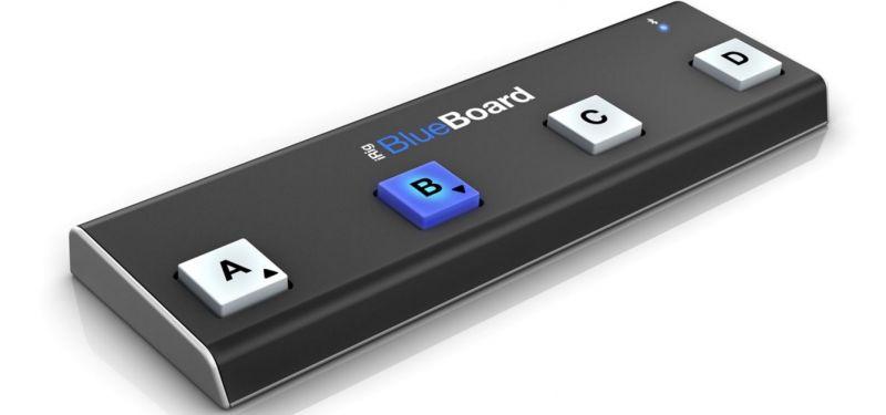IK Multimedia iRig BlueBoad 【アイリグ】【ワイヤレス・MIDIフットコントローラー】【iPhone/iPad/Mac用】【Bluetooth・ブルートゥース】