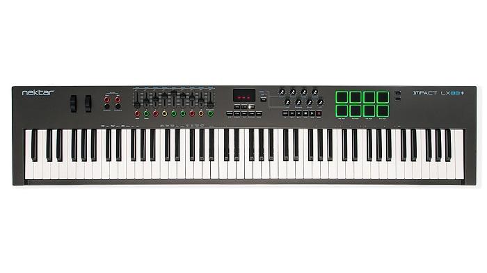 Nektar TechnologyImpact LX88+【ネクター/コントローラー/88鍵盤】【送料無料】