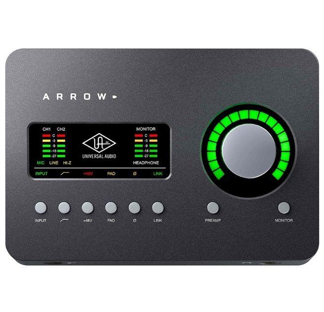 Universal Audio Arrow 【ユニバーサル・オーディオ】【アロー】【送料無料】
