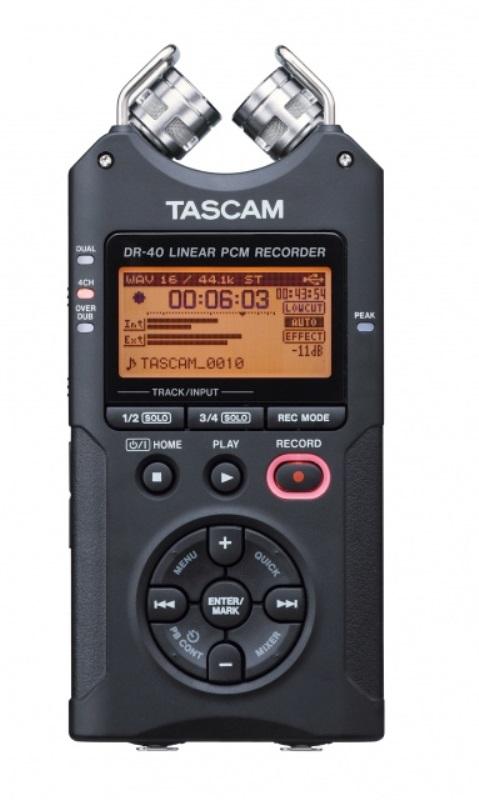 TASCAMDR-40 VERSION2-J【送料無料】