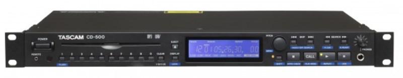 TASCAMCD-5001U CDプレーヤー【送料無料】