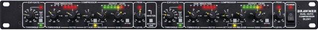DRAWMERDL241 XLR【デュアル・オート・コンプレッサー】【送料無料】