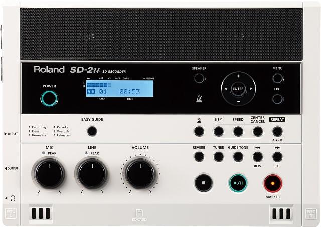 超話題新作 RolandSD/CD RolandSD/CD Recorder【CD-2u】【送料無料】, Erinbella:bf2d1dcb --- enduro.pl