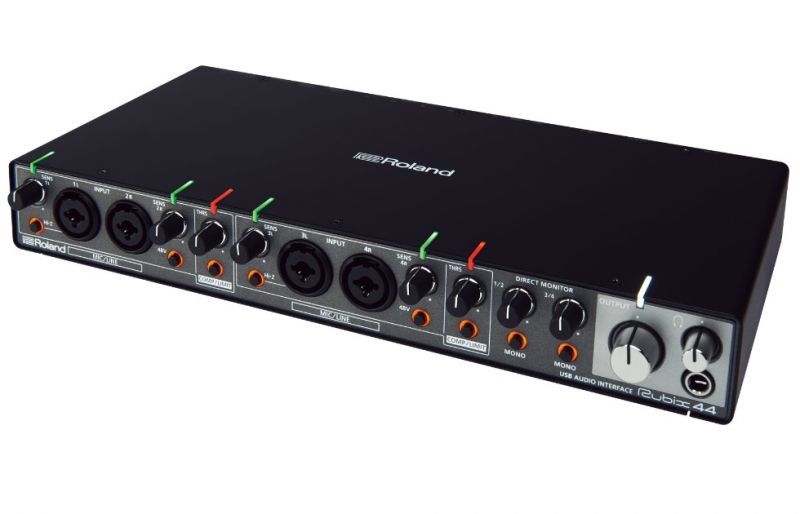 Roland ローランド Rubix44 【USBオーディオ・インターフェイス】【送料無料】