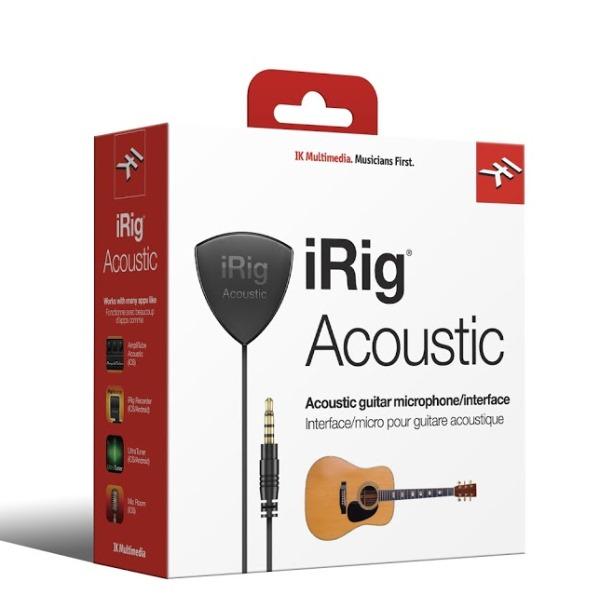 IK Multimedia iRig Acoustic 送料無料 バーゲンセール アコースティック アイリグ 公式ショップ