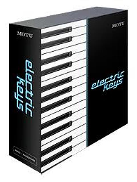 MOTUElectric keys【iLok別売】【送料無料】