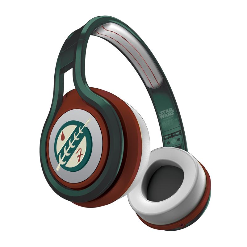 SMS AudioSTREET by 50 On Ear STARWARS ボバ・フェット™【スターウォーズ™公式コラボヘッドホン(ヘッドフォン) 】【送料無料】