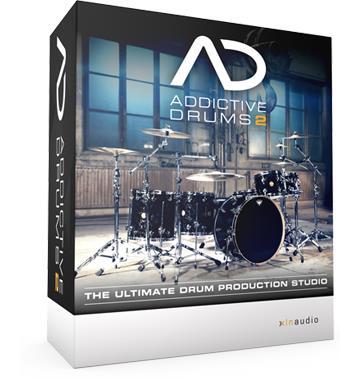 XLN Audio Addictive Drums 2 【数量限定特価品】【パッケージ版】【送料無料】