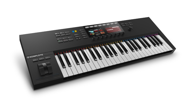 Native InstrumentsKOMPLETE KONTROL S49 MK2【KKS49MK2】【49鍵盤】【送料無料】