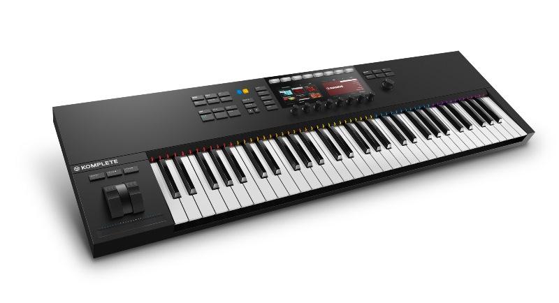 Native InstrumentsKOMPLETE KONTROL S61 MK2【KKS61MK2】【61鍵盤】【送料無料】