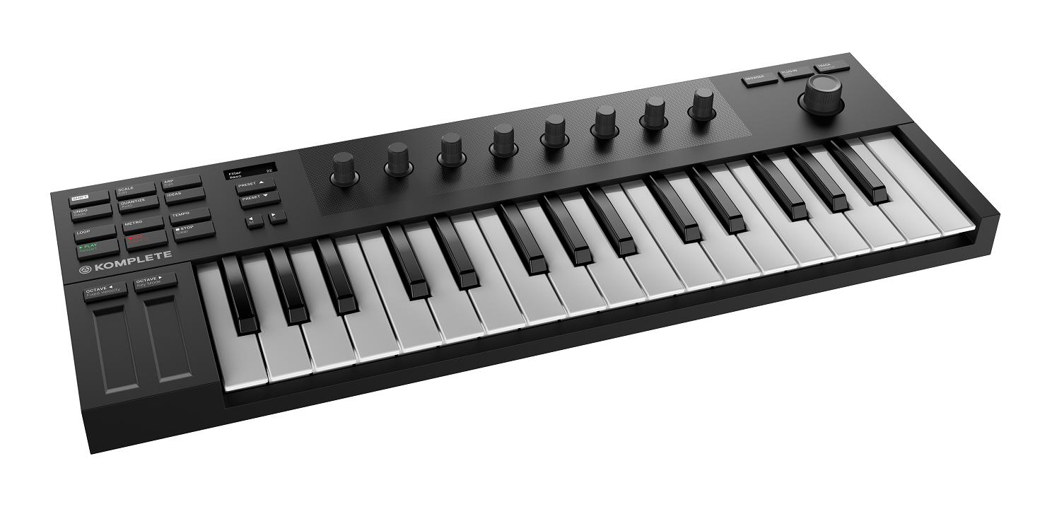 Native InstrumentsKOMPLETE KONTROL M32【32鍵盤】【送料無料】