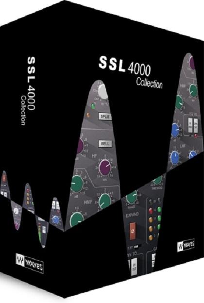 WavesSSL 4000 Collection【Waves 2018 October Specials !! 限定スペシャルプライス!】【2018年10月2日(火) ~ 2018年10月31日(水)まで】【送料無料】