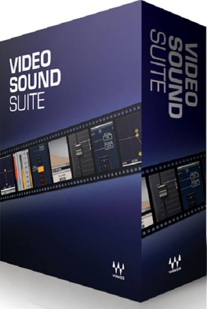 WavesVideo Sound Suite【Waves April Specials  限定スペシャルプライス!】【2019年4月1日~ 2019年4月30日まで】【送料無料】