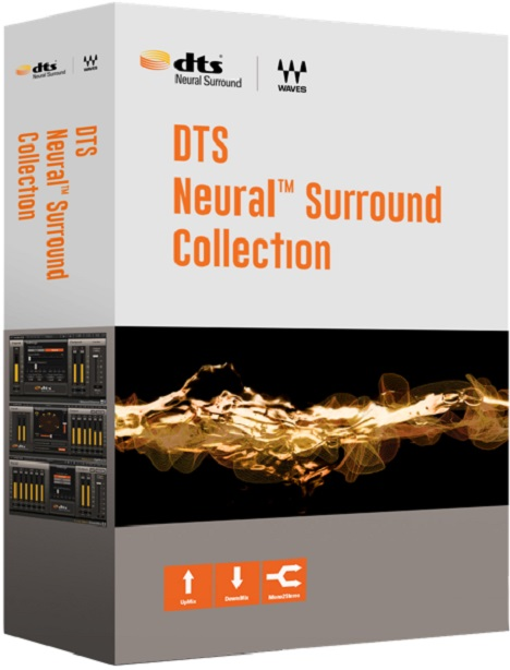 WavesDTS Neural Surround Collection【Waves 2019 October Specials !! 限定スペシャルプライス!】【2019年10月15日~ 2019年10月31日まで】【送料無料】