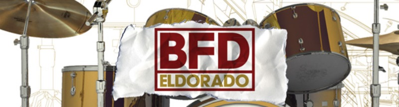 Fxpansion (BFD)BFD Eldorado 【BFD Expansion Packs】【BFD拡張音源】【送料無料】