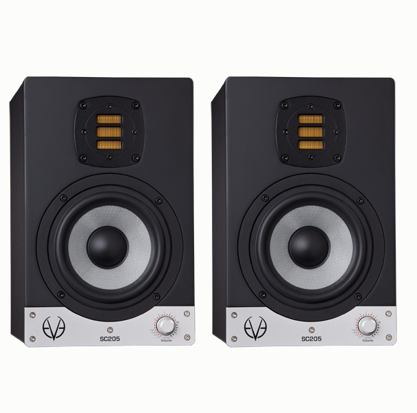 【美品】 EVE AudioSC205 ペア【2-Way, Speaker】【SC205 5