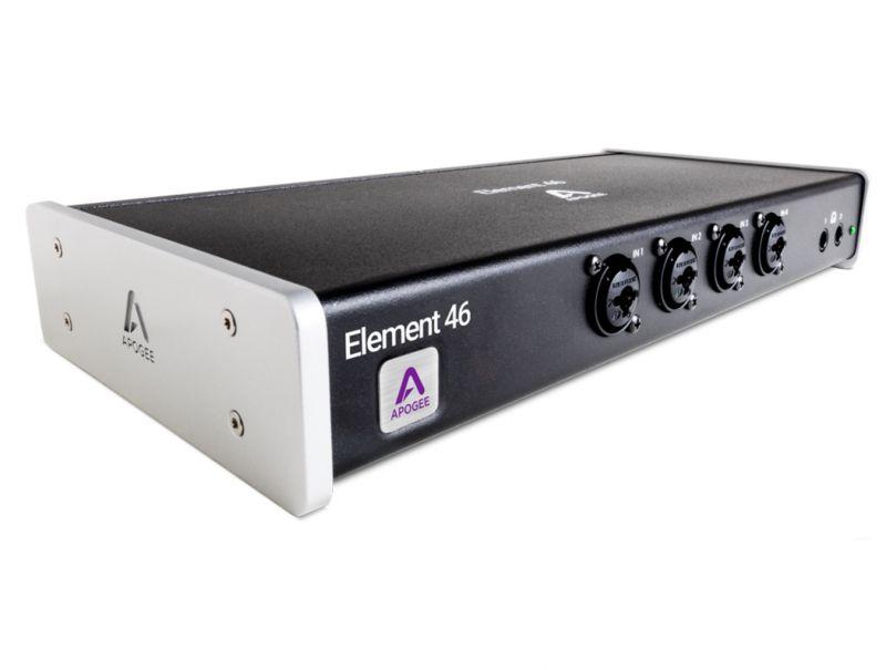 Apogee アポジー Element 46 【オーディオインターフェイス】【送料無料】