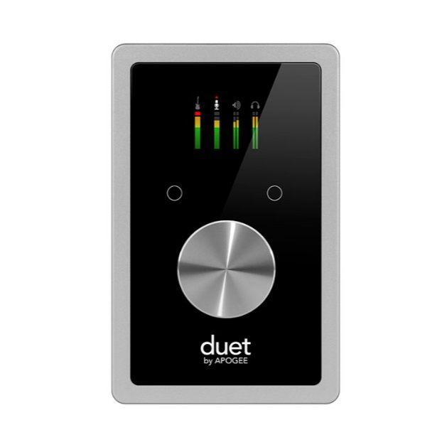 Apogee アポジー Duet【Audio Interface for iPad and Mac】【Windows対応】【送料無料】