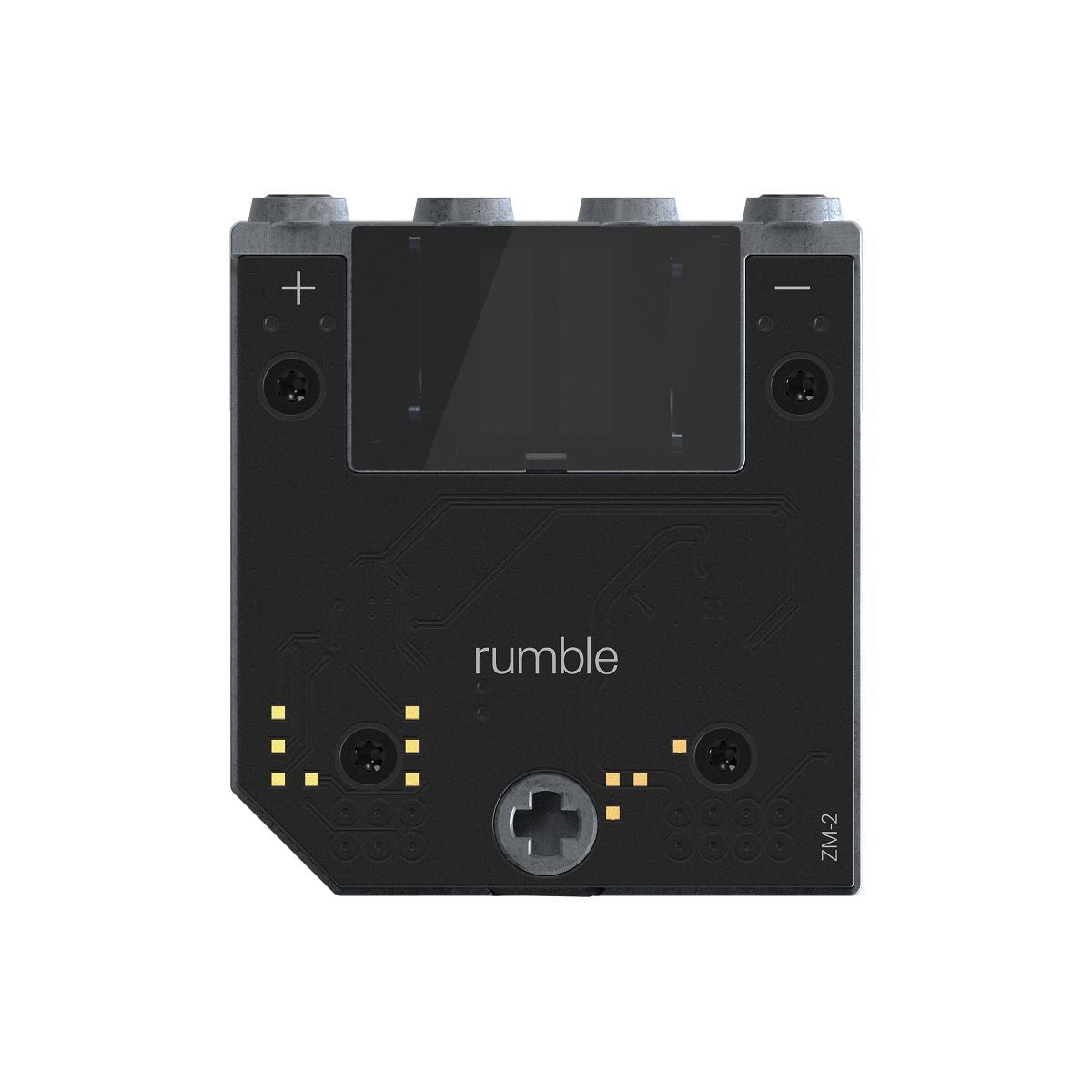 Teenage Engineering OP-Z rumble module【rumble module 音楽体感モジュール】【初回入荷分完売!!次回入荷分ご予約受付中!!】【送料無料】