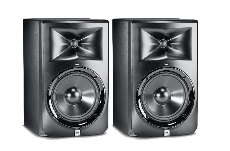 JBL PROFESSIONAL (JBL)LSR308 【ペア】【LSR3 Series】【パワード・スタジオモニター】【LSR308x2本】【送料無料】