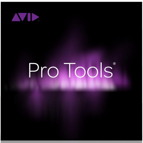 AVID Pro Tools 【永続ライセンス 特別限定価格版】【ADD ON YOUR DAW】